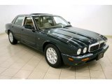 1998 British Racing Green Jaguar XJ XJ8 #45648969