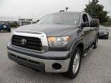Slate Metallic Toyota Tundra in 2007