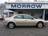 2002 Light Almond Pearl Metallic Chrysler Sebring LXi Sedan #45770207