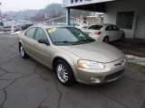 2002 Chrysler Sebring Light Almond Pearl Metallic