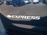 Chevrolet Express 2009 Badges and Logos