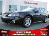 2006 Black Pontiac Grand Prix GT Sedan #45726052