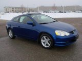 2003 Eternal Blue Pearl Acura RSX Type S Sports Coupe #45770775