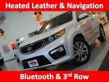2011 Bright Silver Kia Sorento SX V6 #45770258