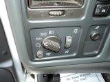 2006 Chevrolet Silverado 1500 LT Regular Cab 4x4 Controls