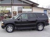 2005 Black Chevrolet Tahoe Z71 4x4 #4566210