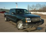 2003 Chevrolet Silverado 1500 Dark Green Metallic