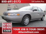 1999 Platinum Gray Metallic Buick Century Custom #45649684