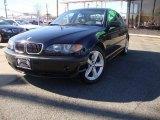 2005 Jet Black BMW 3 Series 330xi Sedan #45690014