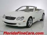 2006 Mercedes-Benz SL 500 Roadster
