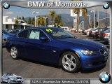 2008 Montego Blue Metallic BMW 3 Series 328i Coupe #45690033