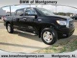 2008 Black Toyota Tundra Limited CrewMax 4x4 #45690096