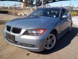 2008 Arctic Metallic BMW 3 Series 328i Sedan #45690161