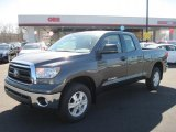 2011 Magnetic Gray Metallic Toyota Tundra Double Cab 4x4 #45690171