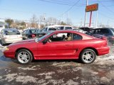 1997 Ford Mustang Laser Red Metallic
