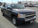 2011 Chevrolet Silverado 1500 Imperial Blue Metallic