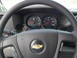 2011 Chevrolet Silverado 1500 LS Extended Cab Gauges