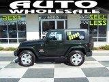 2010 Black Jeep Wrangler Sahara 4x4 #45726547