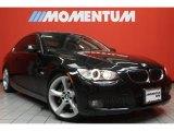 2008 Black Sapphire Metallic BMW 3 Series 335i Coupe #45726593