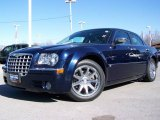2005 Midnight Blue Pearlcoat Chrysler 300 C HEMI #4554534