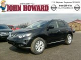 2011 Super Black Nissan Murano SV AWD #45726846