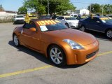 2004 Le Mans Sunset Metallic Nissan 350Z Touring Roadster #45727211