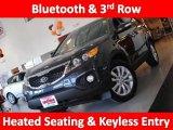 2011 Pacific Blue Kia Sorento LX V6 #45770263