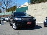 2010 Black Toyota Highlander SE 4WD #45727505