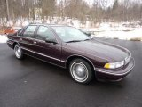 Chevrolet Caprice 1996 Data, Info and Specs