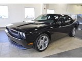 2011 Brilliant Black Crystal Pearl Dodge Challenger Rallye #45770416