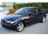 2004 Mystic Blue Metallic BMW 3 Series 325i Sedan #45770403