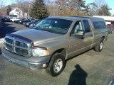 2002 Light Almond Pearl Dodge Ram 1500 ST Quad Cab 4x4 #45770617