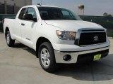 2011 Super White Toyota Tundra SR5 Double Cab #45770430