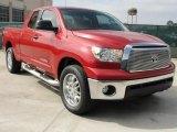 2011 Barcelona Red Metallic Toyota Tundra TSS Double Cab #45770431