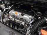 2011 Honda CR-V LX 2.4 Liter DOHC 16-Valve i-VTEC 4 Cylinder Engine