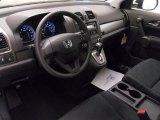 2011 Honda CR-V LX Black Interior