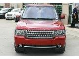 2011 Land Rover Range Rover Rimini Red Metallic