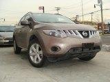 2009 Tinted Bronze Metallic Nissan Murano S AWD #45770898