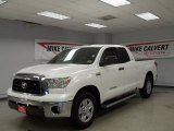 2008 Super White Toyota Tundra SR5 Double Cab #45770965