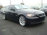 2006 Monaco Blue Metallic BMW 3 Series 330i Sedan #45876083