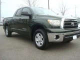 2010 Spruce Green Mica Toyota Tundra Double Cab #45876097