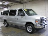 2008 Silver Metallic Ford E Series Van E350 Super Duty XLT 15 Passenger #45876140