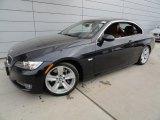 2007 Monaco Blue Metallic BMW 3 Series 335i Convertible #45876147