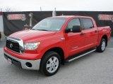 2007 Radiant Red Toyota Tundra SR5 CrewMax #45876405