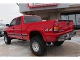 2000 Chevrolet Silverado 1500 Victory Red