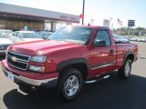 2006 Chevrolet Silverado 1500 Z71 Regular Cab 4x4