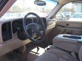 2006 Chevrolet Silverado 1500 Z71 Regular Cab 4x4 Tan Interior