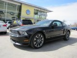 2011 Ebony Black Ford Mustang GT/CS California Special Coupe #45876802