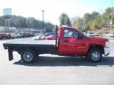 2008 Chevrolet Silverado 3500HD Regular Cab 4x4 Chassis Data, Info and Specs