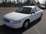 1999 Bright White Diamond Buick Century Custom #45876954